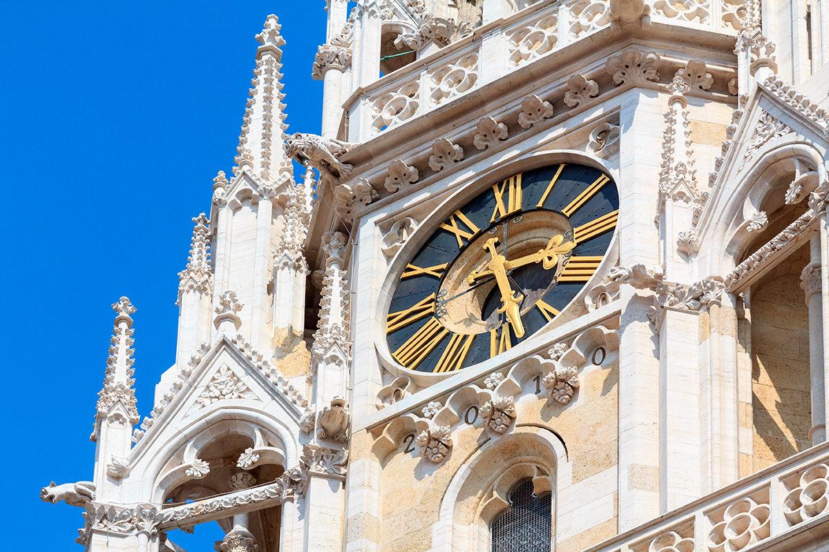 Кафедральный собор, элементы архитектуры