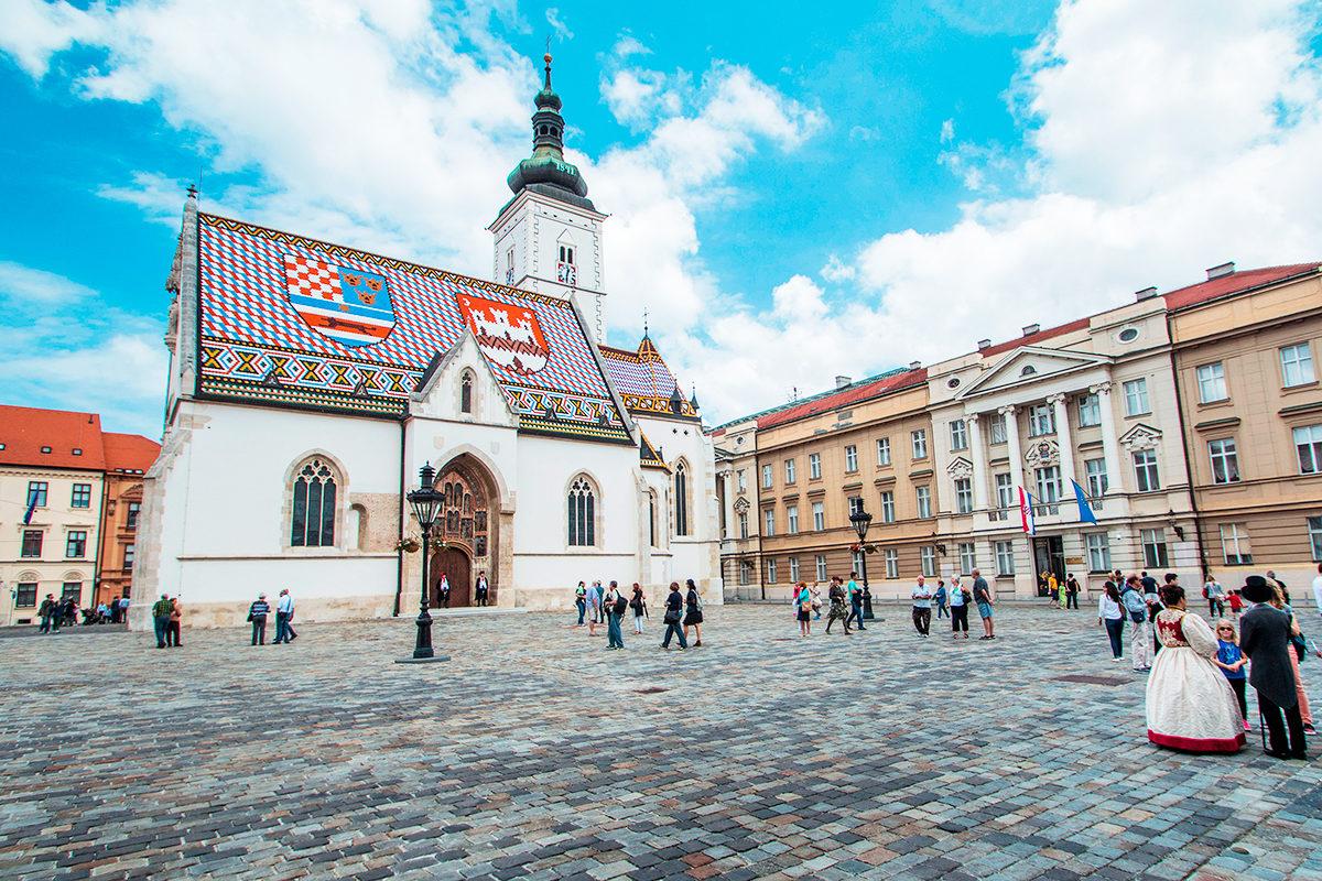 Церковь святого Марка, Загреб