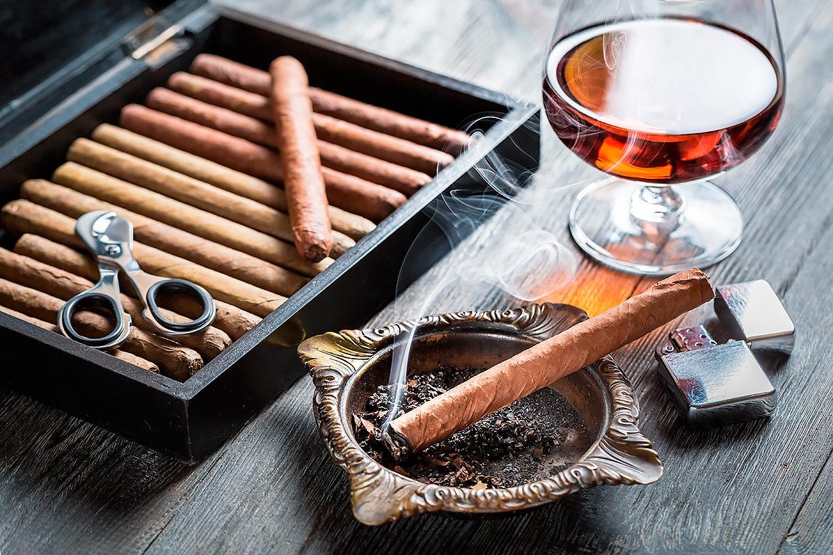 Куба - это вкус настоящих сигар и рома