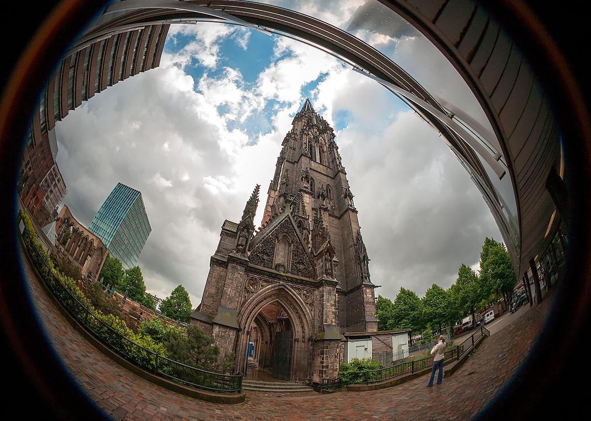 Церковь Святого Николая, Гамбург