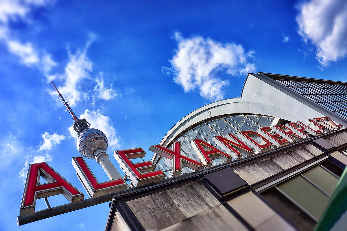 Александерплац