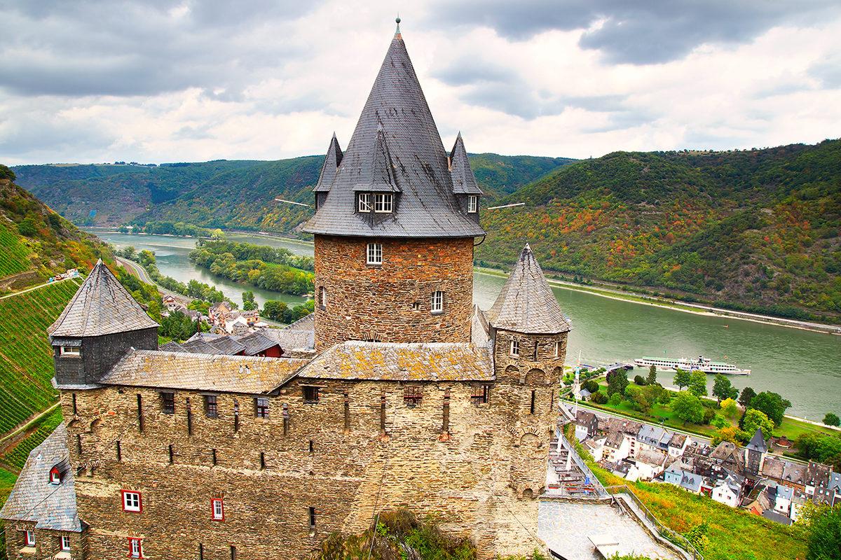 Башня замка Штальэк
