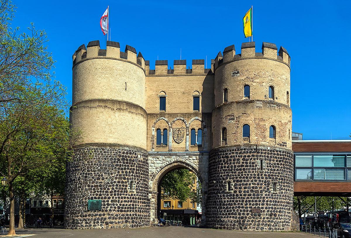 Айгельштайнские ворота