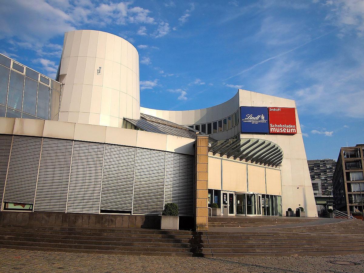 Здание музея шоколада