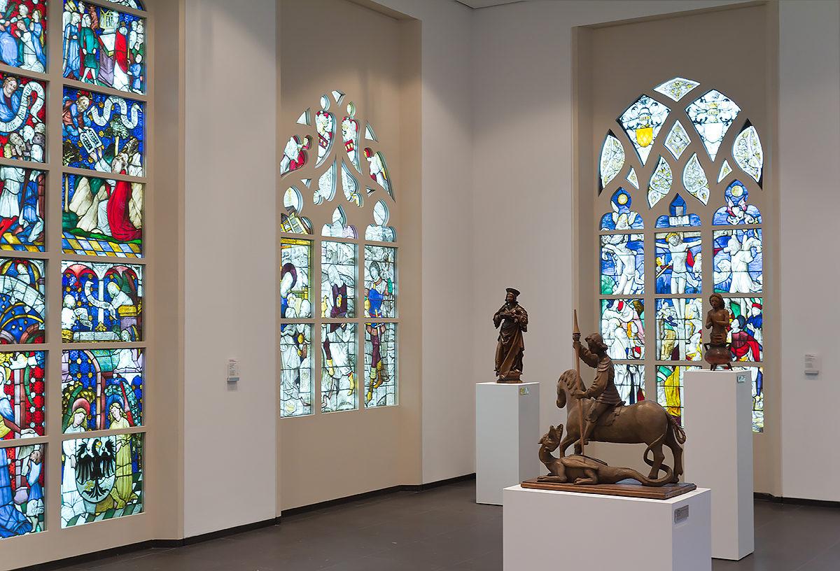 Интерьер музея Шнютген