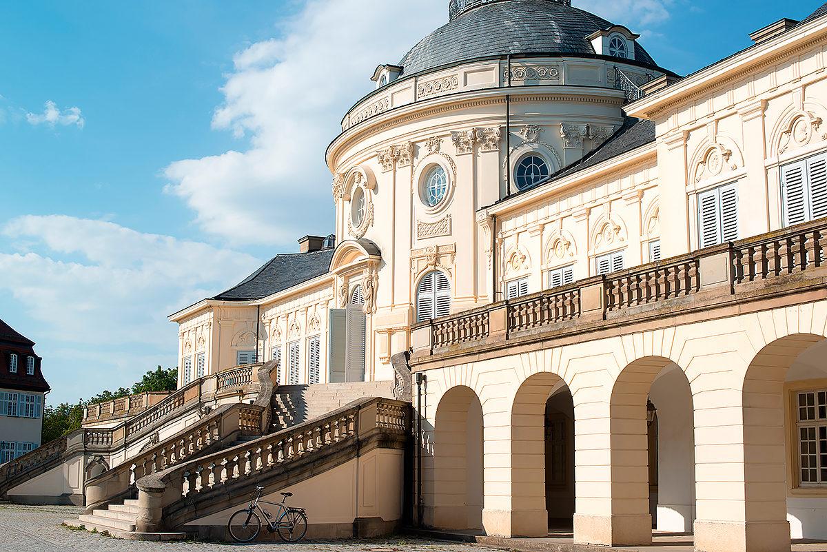 Дворец Солитюд