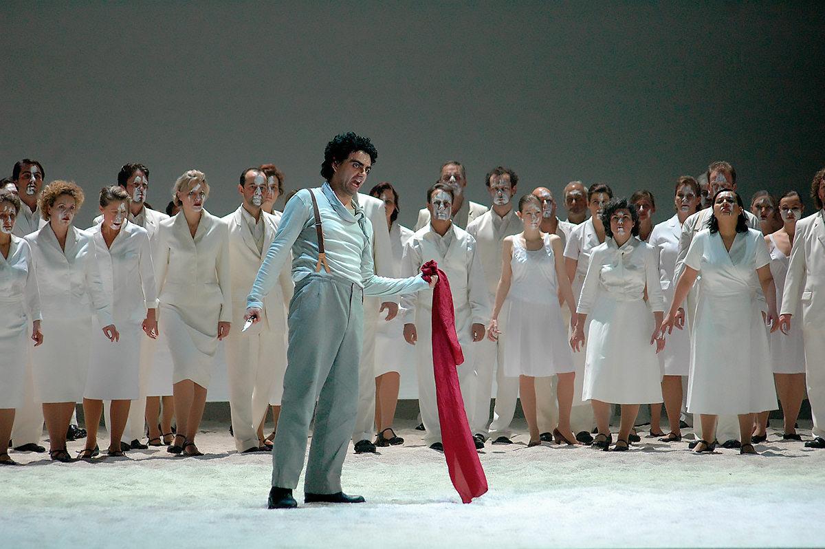 В Берлинской государственной опере