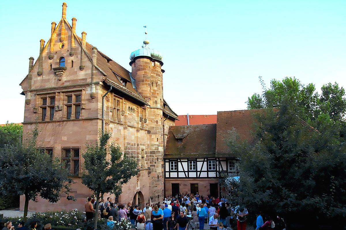Замок Тухер