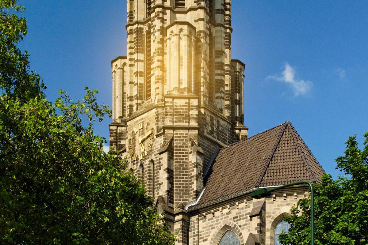 Церковь Святой Троицы, Дюссельдорф
