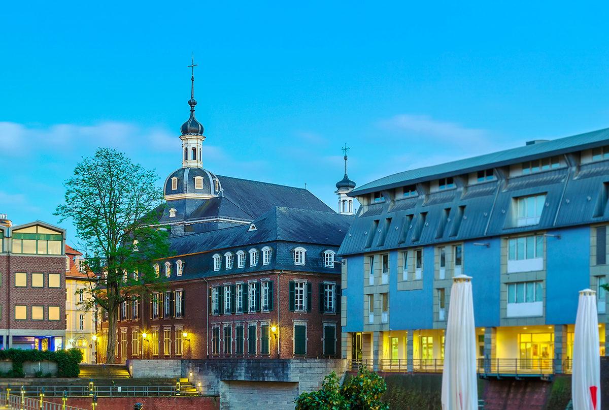 Церковь Святого Максимилиана, Дюссельдорф