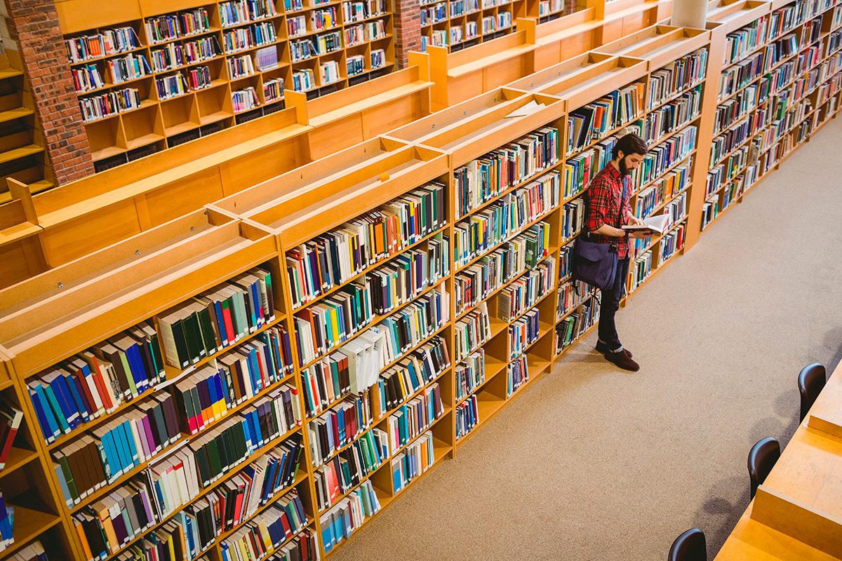 Для любителей провести время с книгами