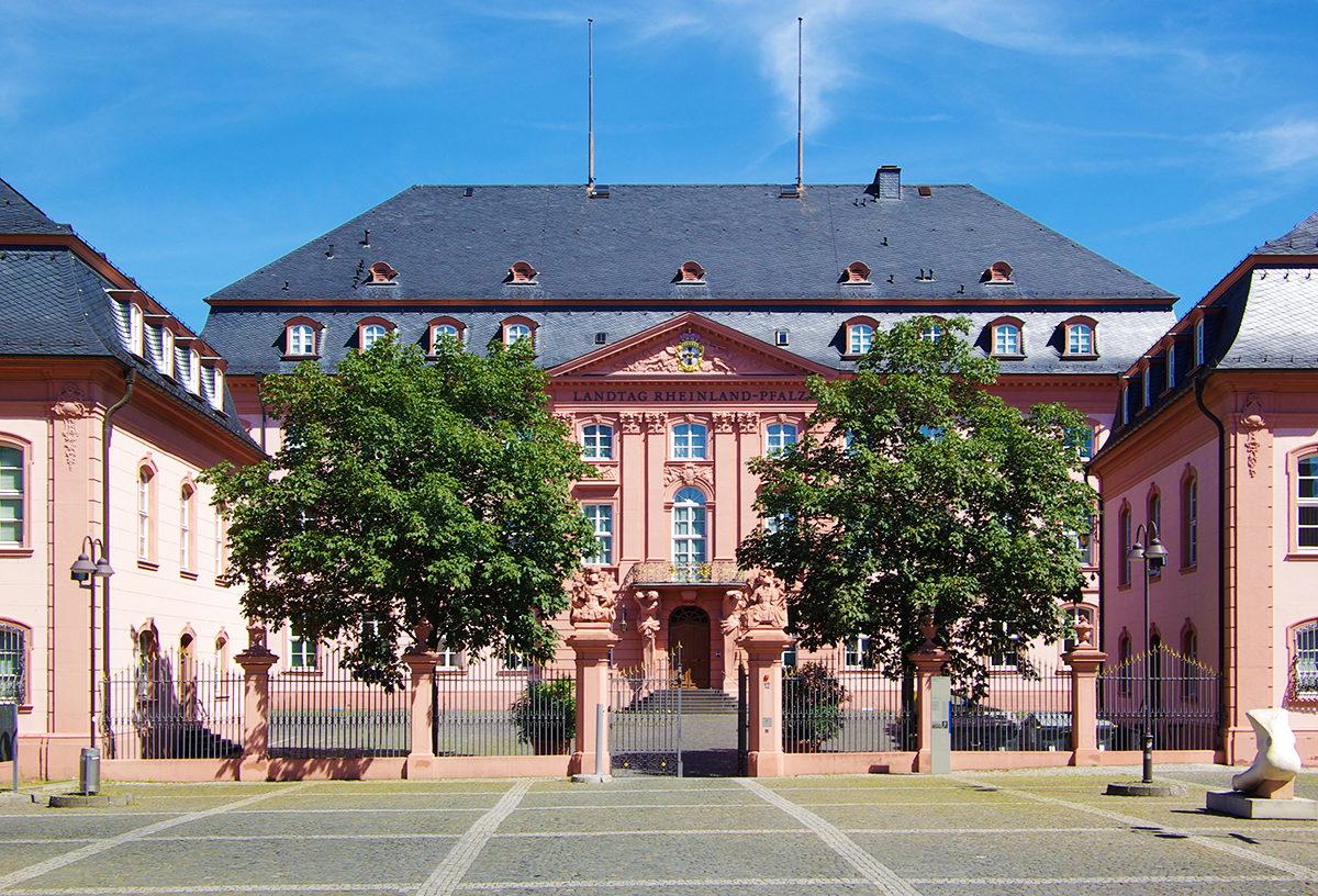 Немецкий дом, Майнц