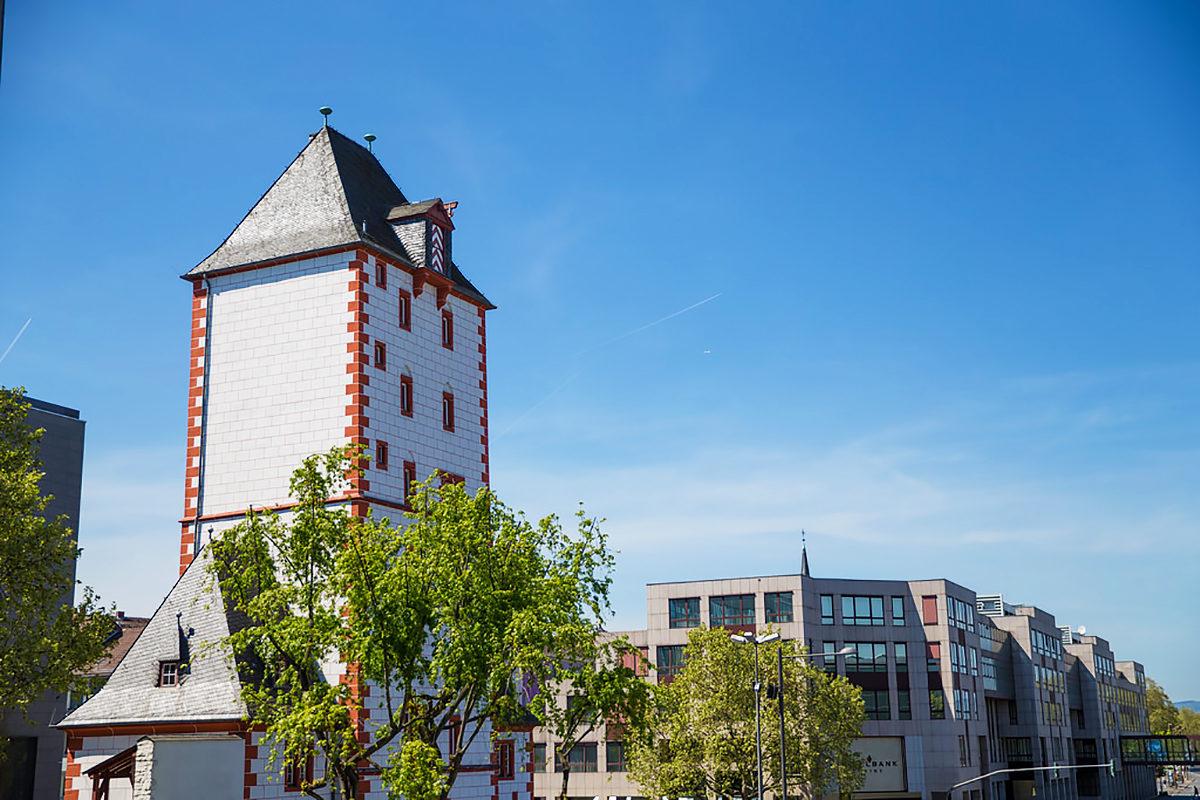 Железная башня Айзентурм, Майнц