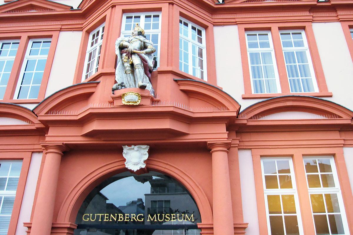 Музей Иоганна Гутенберга, Майнц