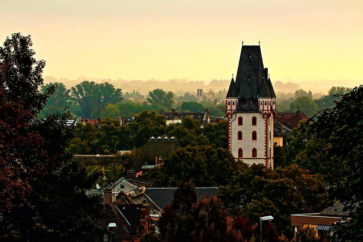 Деревянная башня, Майнц