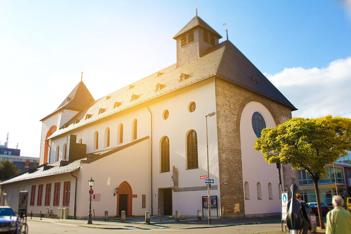 Церковь Иоанна Крестителя, Майнц