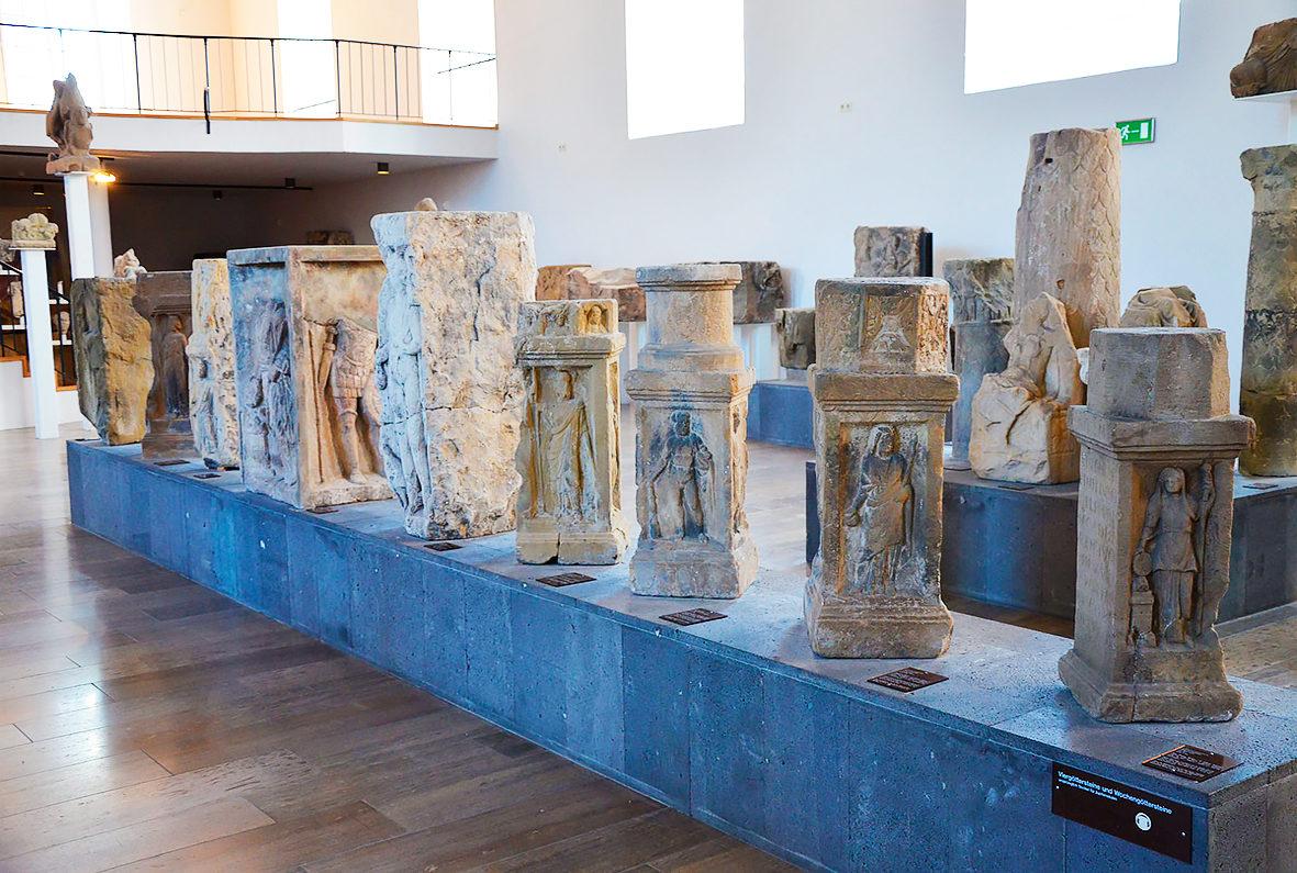 В Муниципальном музее Майнца