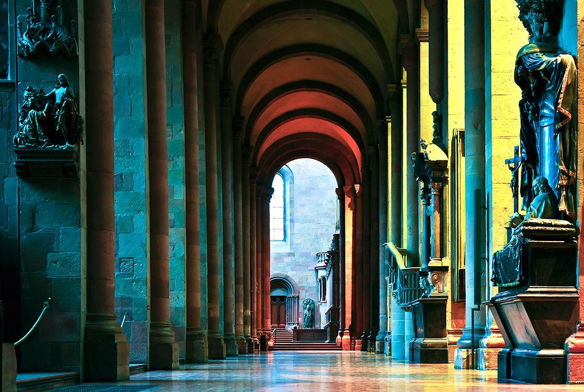 Кафедральный собор, интерьер