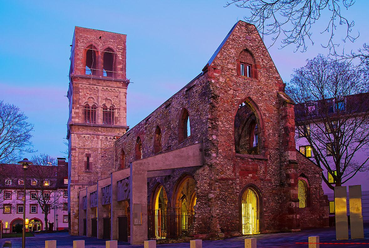 Церковь святого Христофора, Майнц