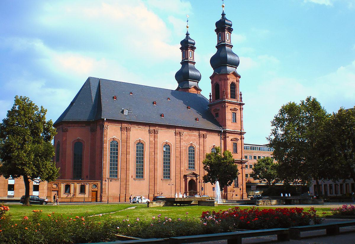 Церковь святого Петра, Майнц