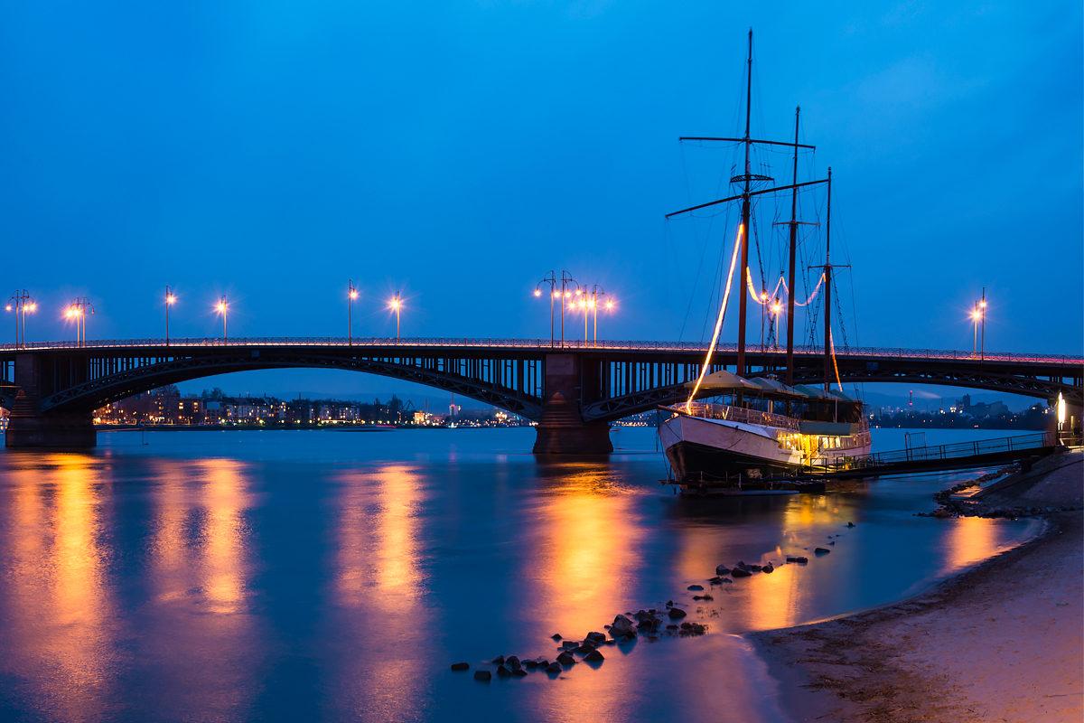 Мост Теодора Хойса, Майнц