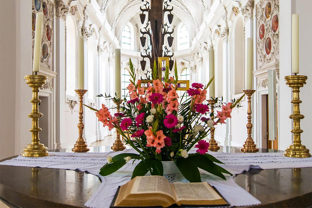 Убранство Церкви святого Эгидия, Нюрнберг