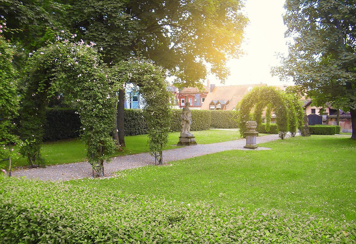 Сад Гесперид, Нюрнберг