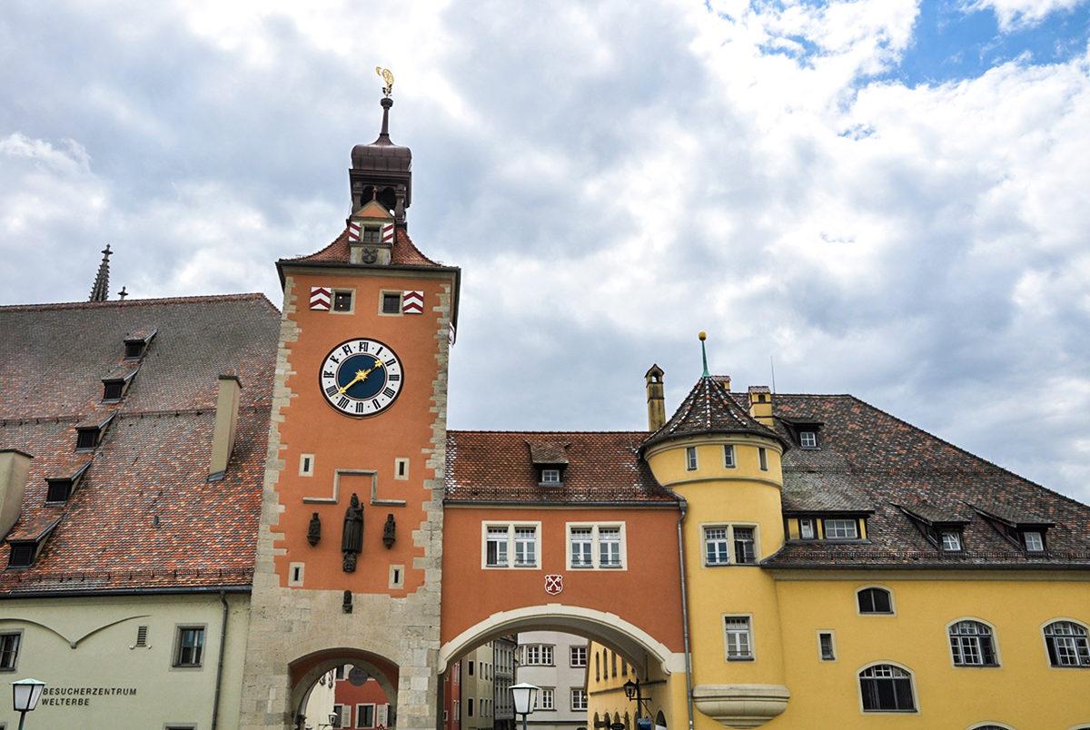 Часовая башня, Регенсбург