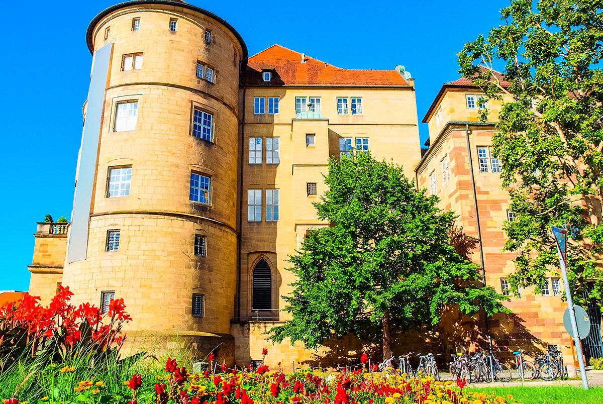 Старый замок, Штутгарт