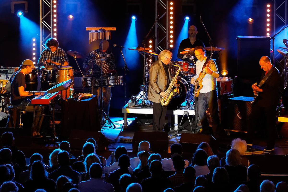 Концерт джаза в Штутгарте