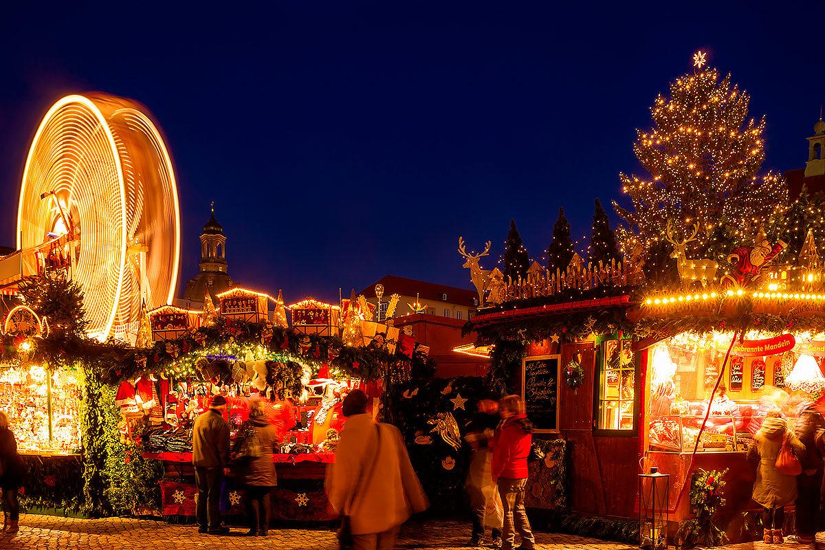 Рождественские палатки