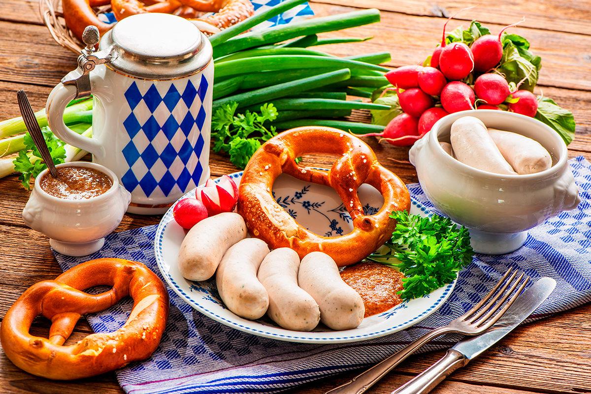 Классические немецкие деликатессы