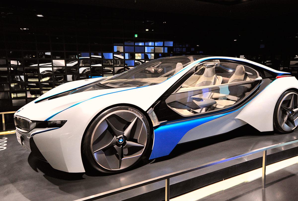 Выставка в музеее BMW, Мюнхен