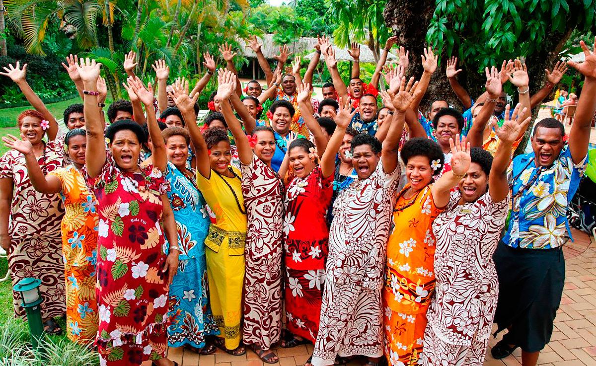 Коренные жители Фиджи