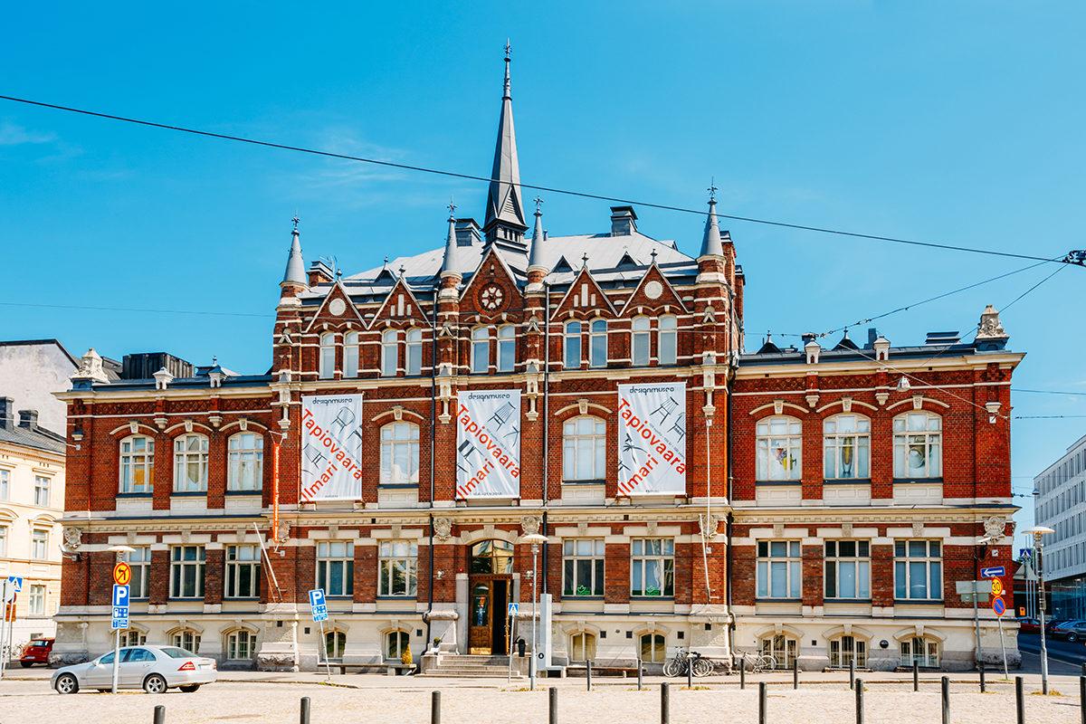 Музей дизайна, Хельсинки