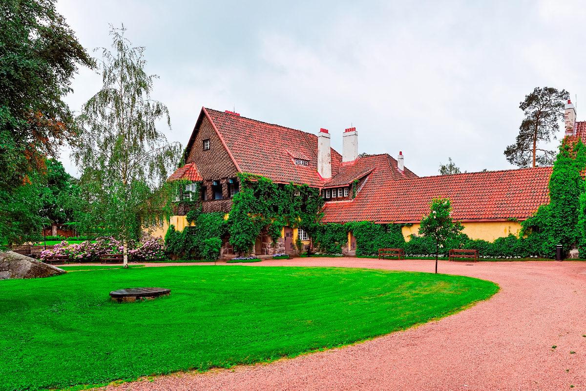 Музей-усадьба Виттреск