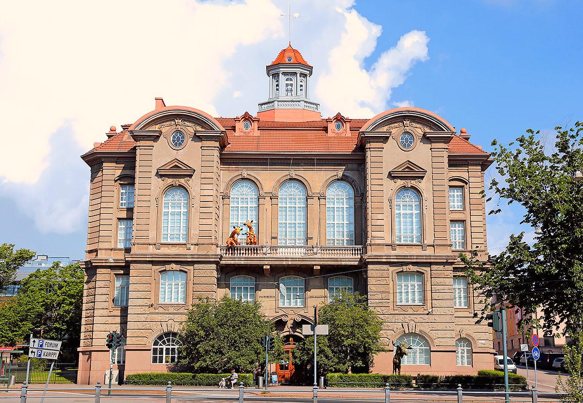 Музей естествознания, Хельсинки