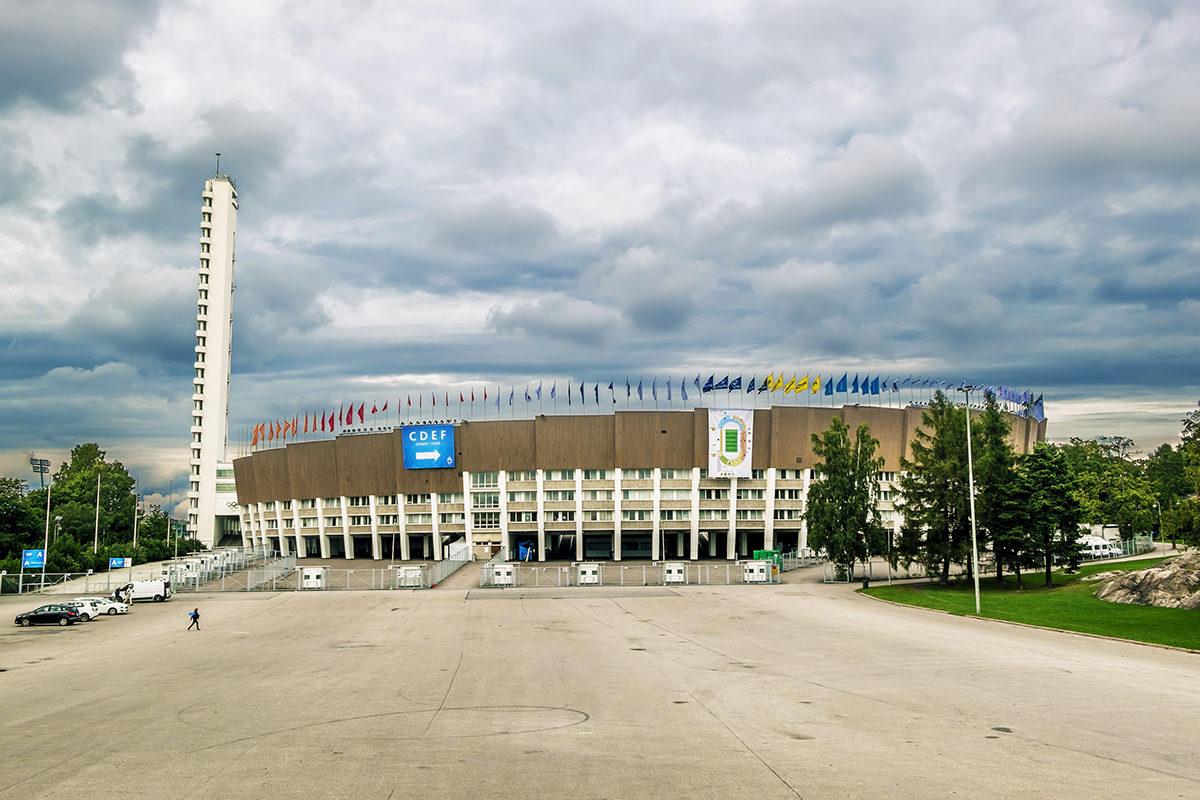 Башня Олимпийского стадиона, Хельсинки