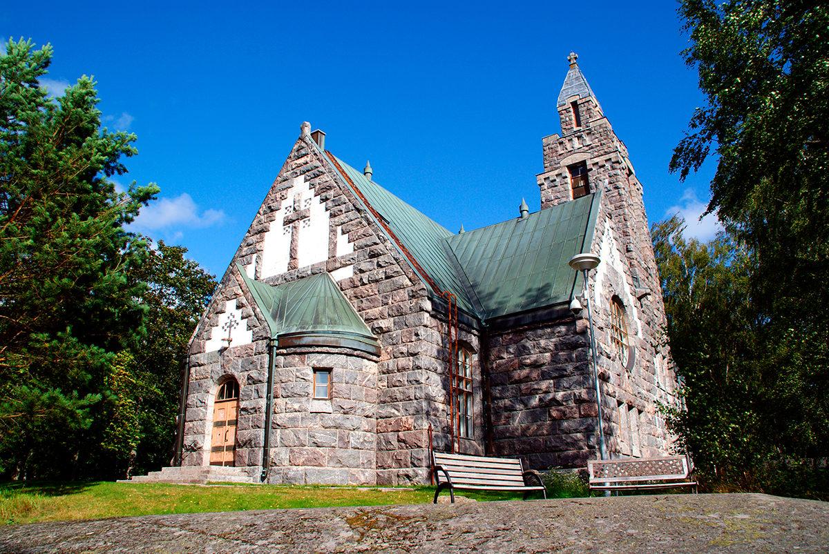 Церковь Каруна