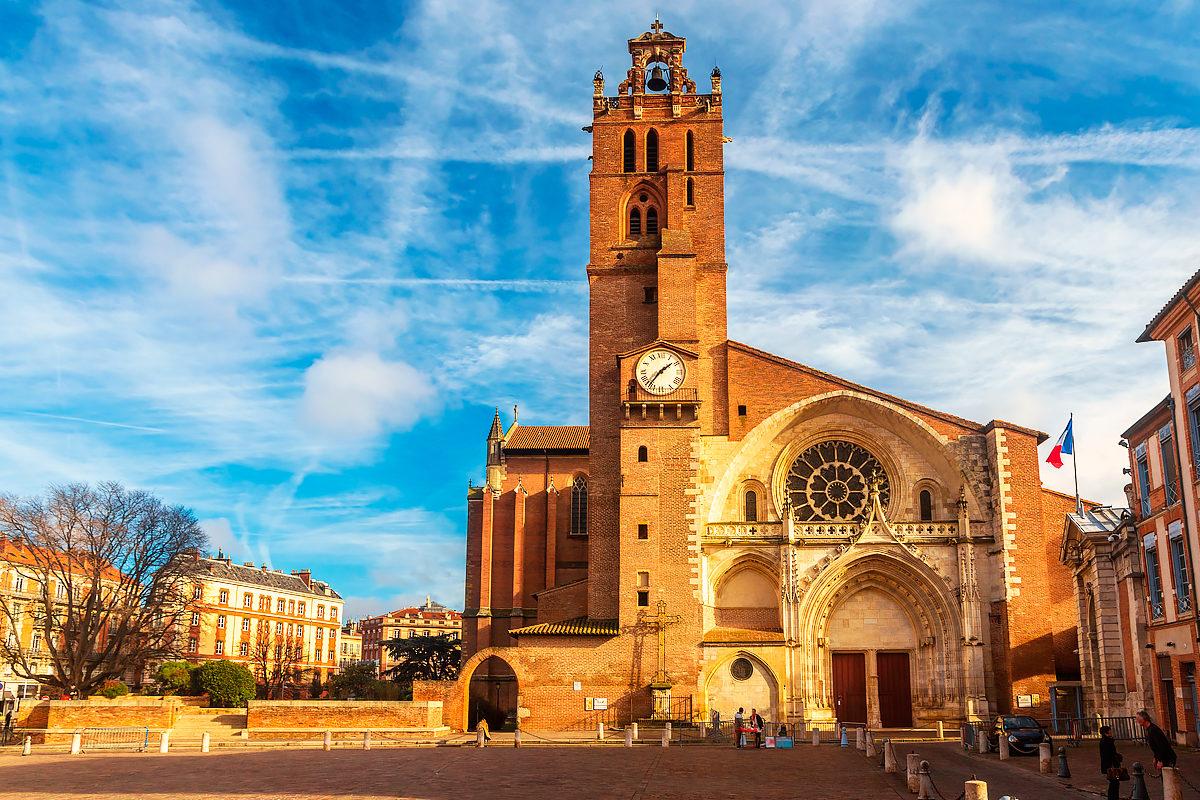Кафедральный собор Святого Этьена, Тулуза