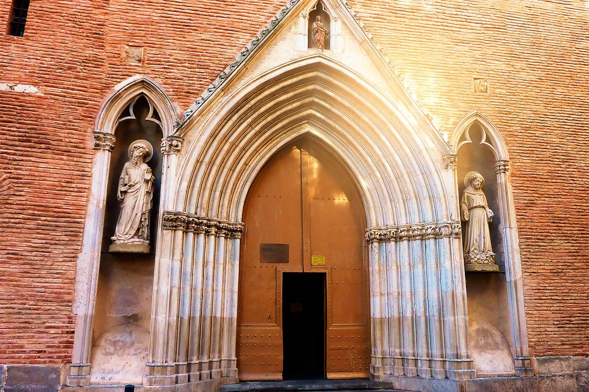 Церковь Богоматери Быка, Тулуза