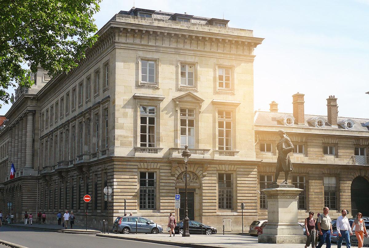 Манетный двор, Париж