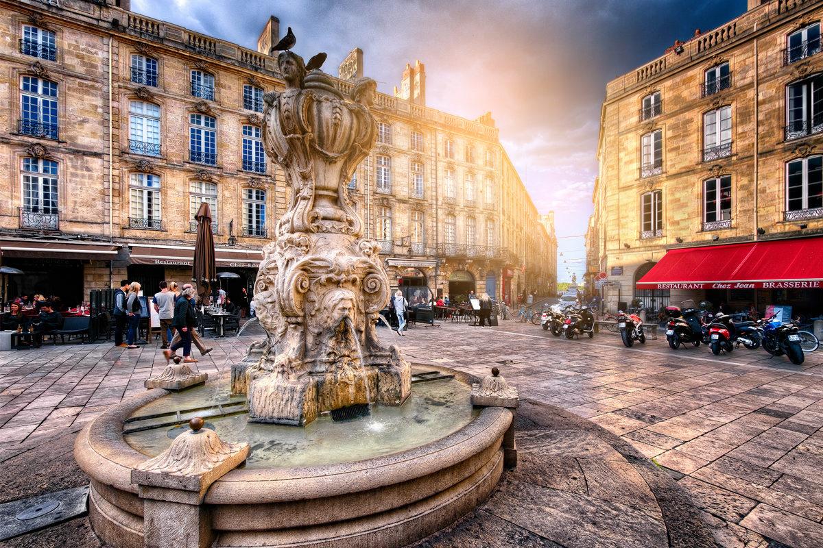 Площадь Парламента, Бордо