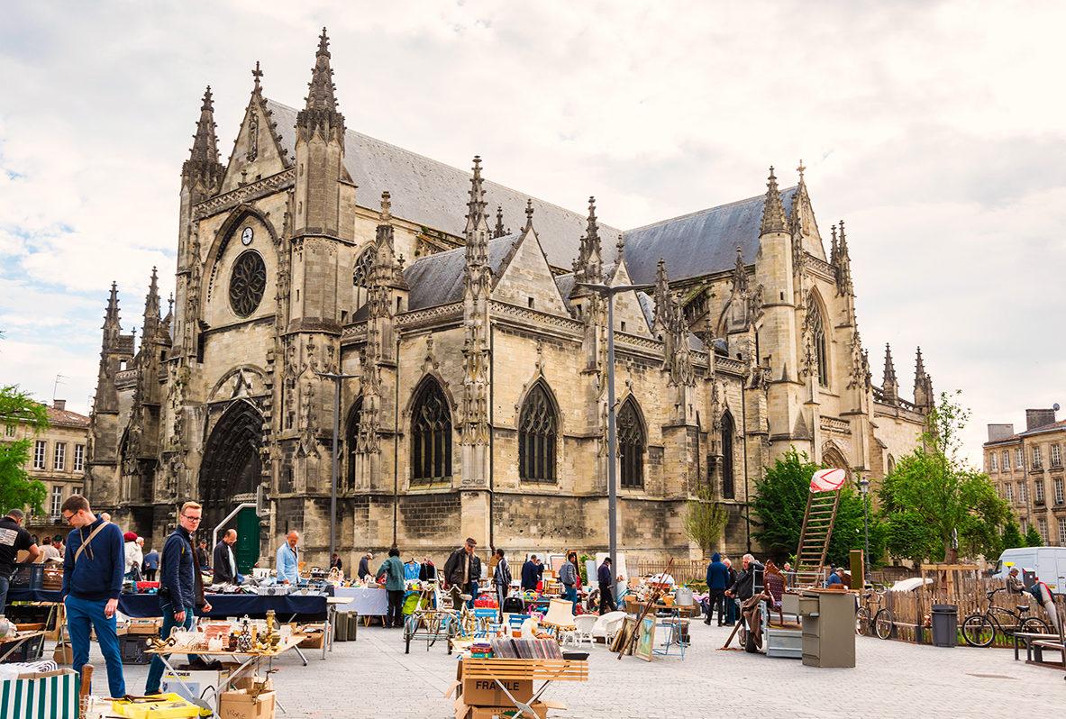 Базилика Сен-Мишель, Бордо