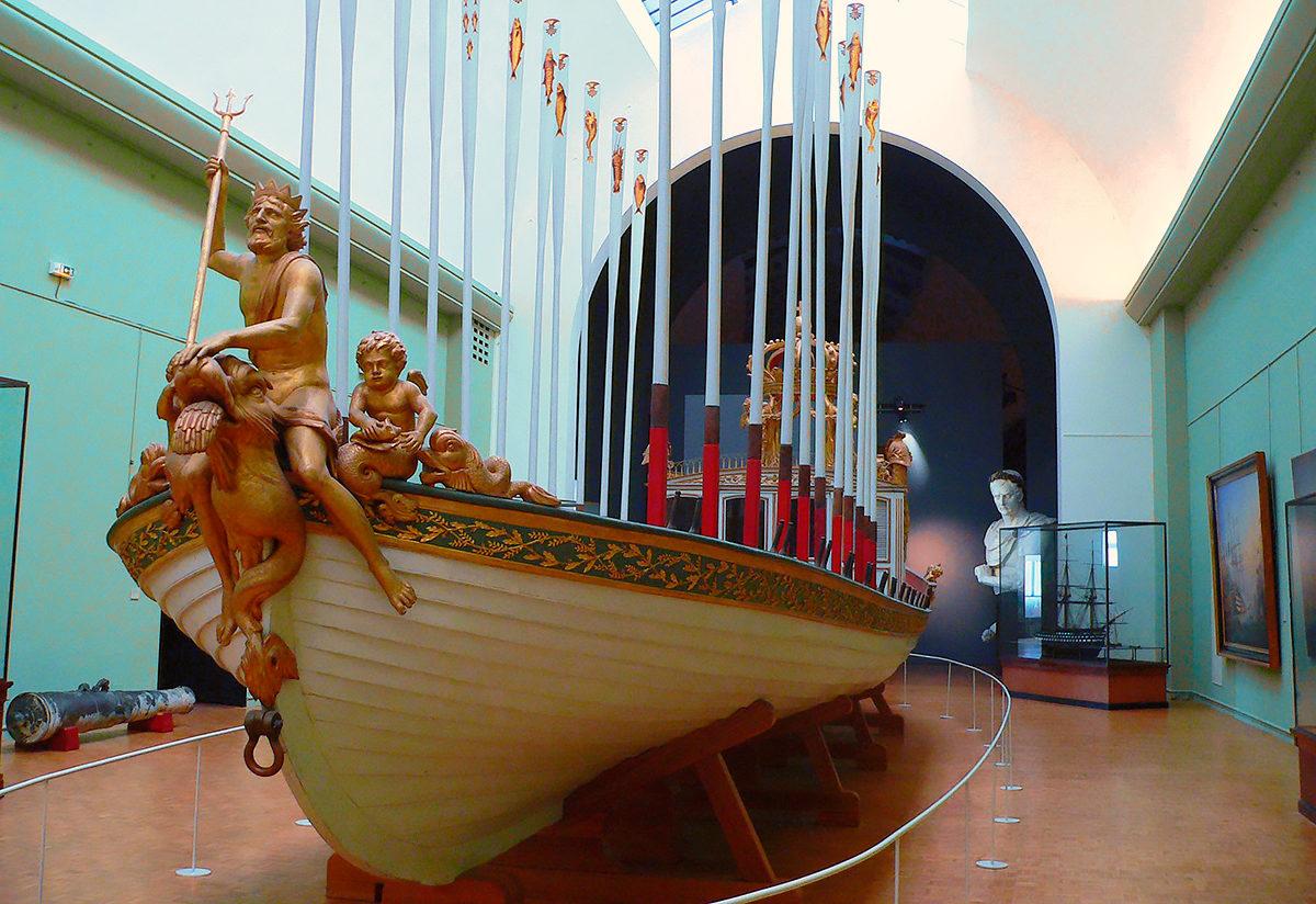Национальный морской музей, Париж