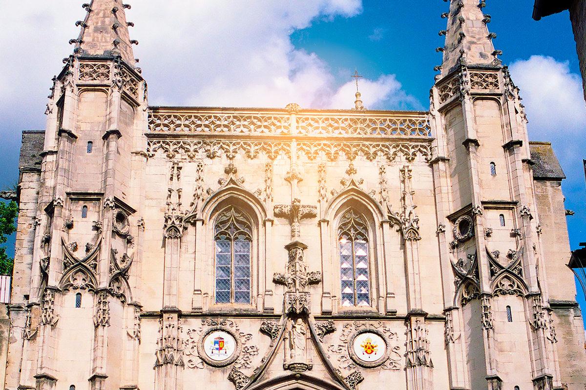 Базилика Святого Петра, экстерьер