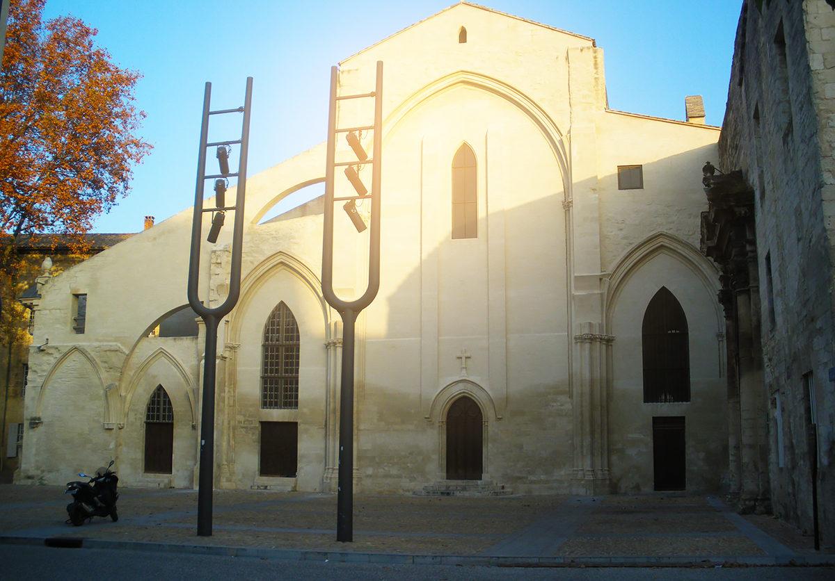Целестинская церковь, Авиньон