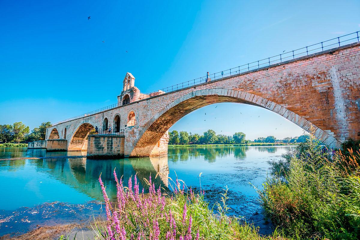 Половинчатый мост Сен-Бенезе