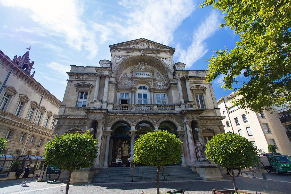 Оперный театр, Авиньон