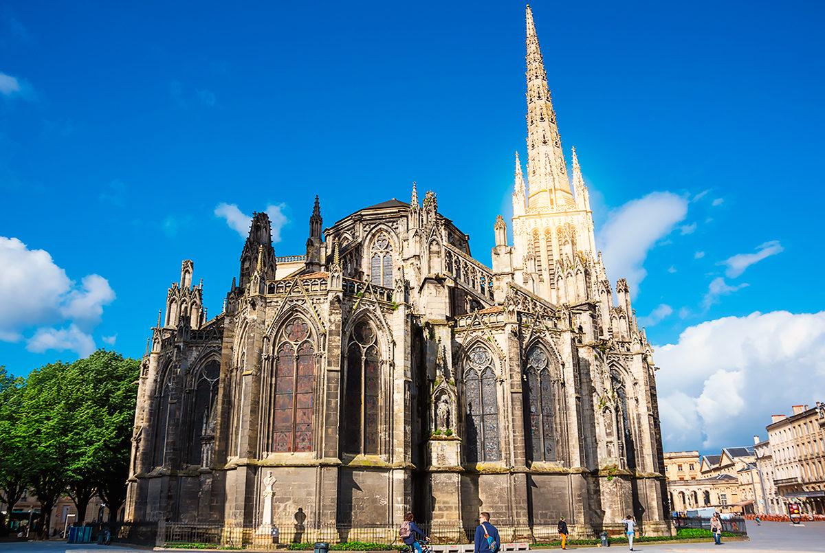 Кафедральный собор Сен Андре